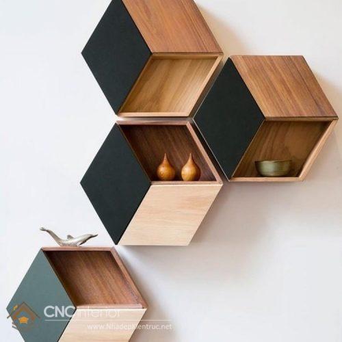 Thiết kế nội thất chung cư 3 phòng ngủ 7