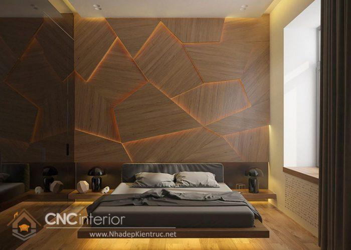 Thiết kế nội thất chung cư 3 phòng ngủ 5