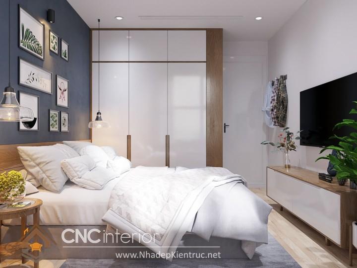 Thiết kế nội thất phòng ngủ 15m2 (4)