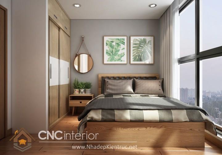 Thiết kế nội thất phòng ngủ 15m2 (5)