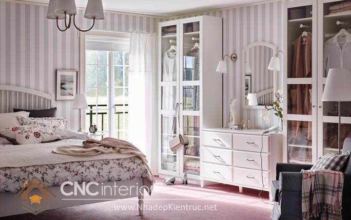 Thiết kế nội thất phòng ngủ 15m2 (6)