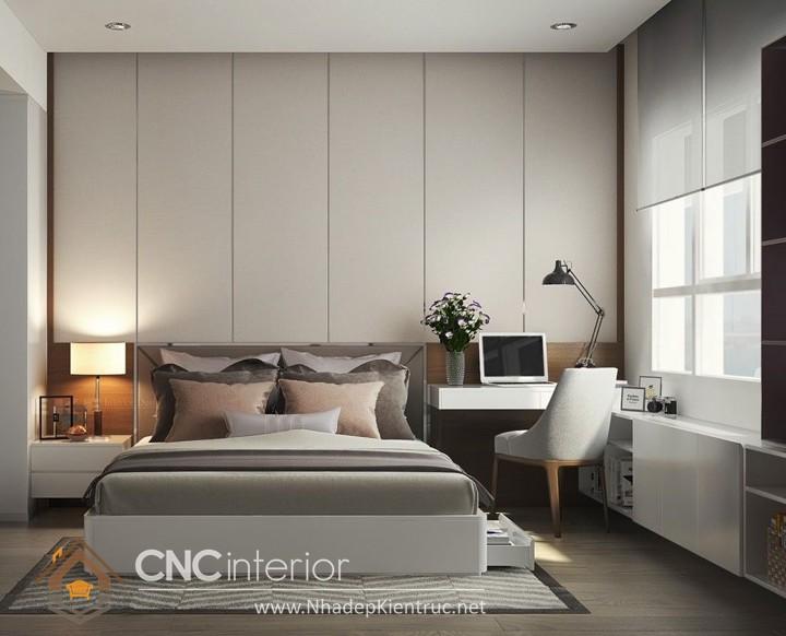 Thiết kế nội thất phòng ngủ 15m2 (7)