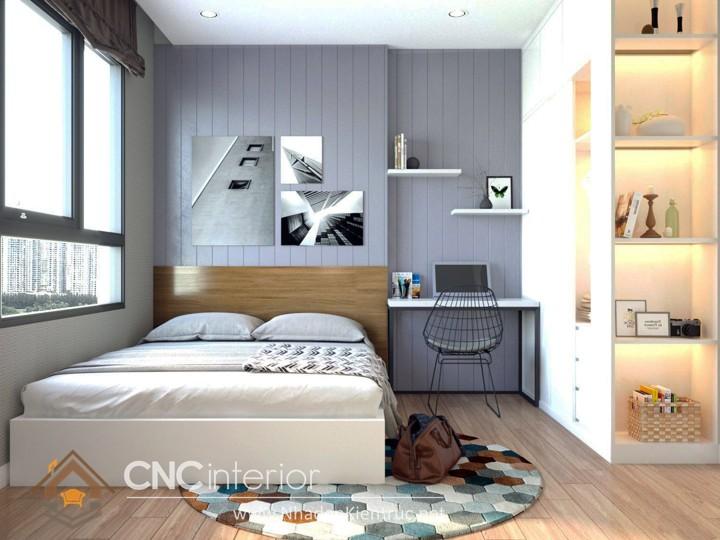 Thiết kế nội thất phòng ngủ 15m2 (8)