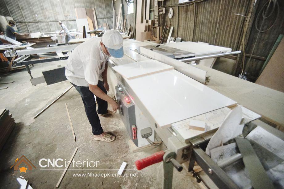 cơ sở sản xuất đồ gỗ nội thất