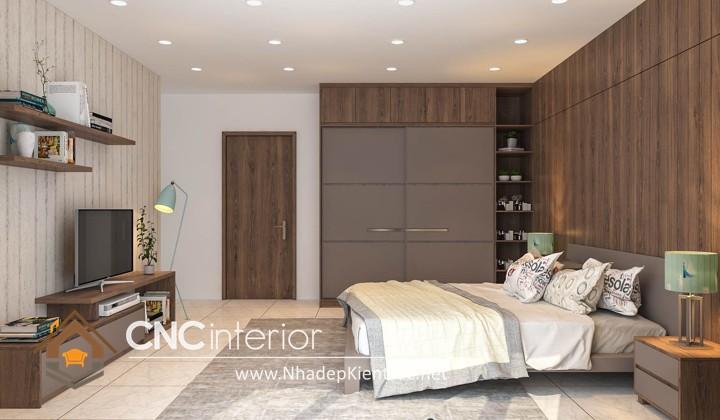 phòng ngủ gỗ óc chó (2)