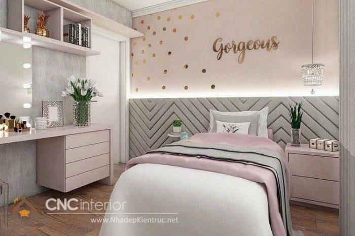 Thiết kế nội thất chung cư 3 phòng ngủ 02