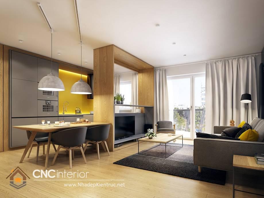 có nên thuê nội thất chung cư (6-1)