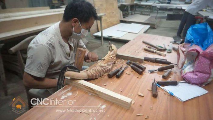 xưởng gỗ óc chó 08