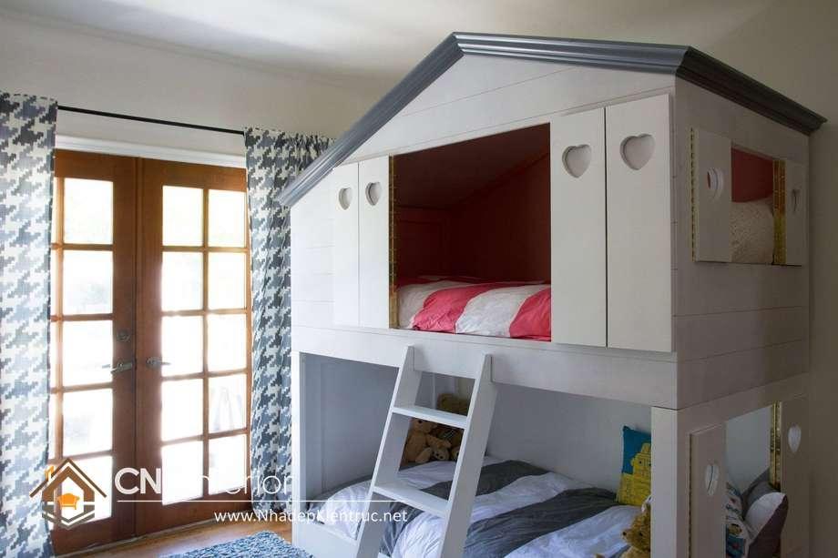 10 mẫu giường tầng hiện đại 11