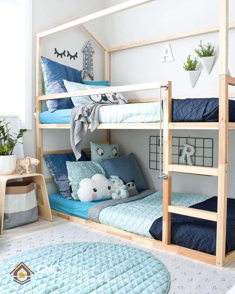 10 mẫu giường tầng hiện đại 01