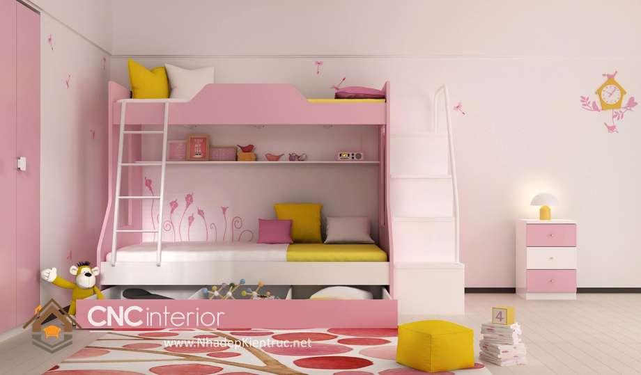 10 mẫu giường tầng hiện đại 10