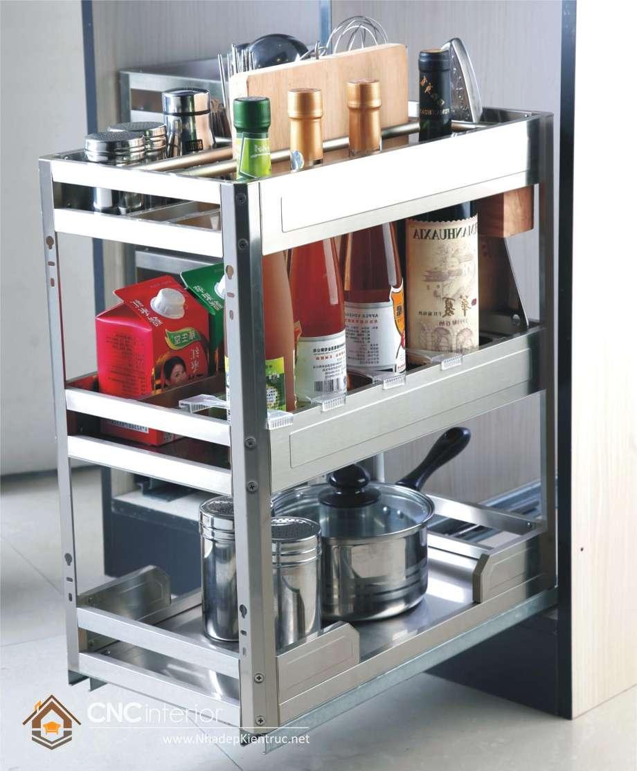 các đồ dùng cần thiết trong nhà bếp