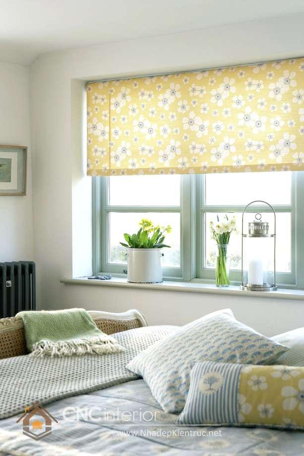 rèm cửa sổ phòng ngủ nhỏ 3