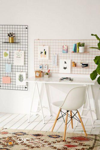 trang trí bàn học dễ thương (4)