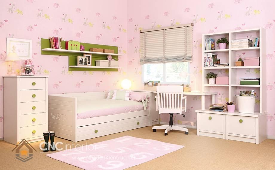Giường ngủ đơn cho bé gái tphcm 15