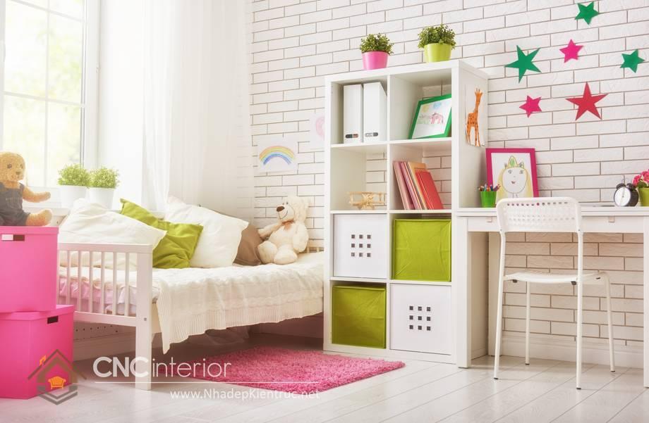 Giường ngủ đơn cho bé gái tphcm 7