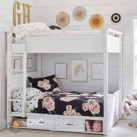 Giường tầng người lớn 1m6 - 10