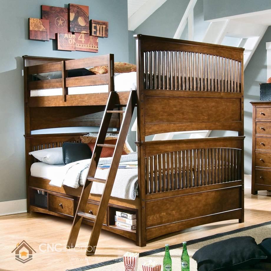 Giường tầng người lớn 1m6 - 14