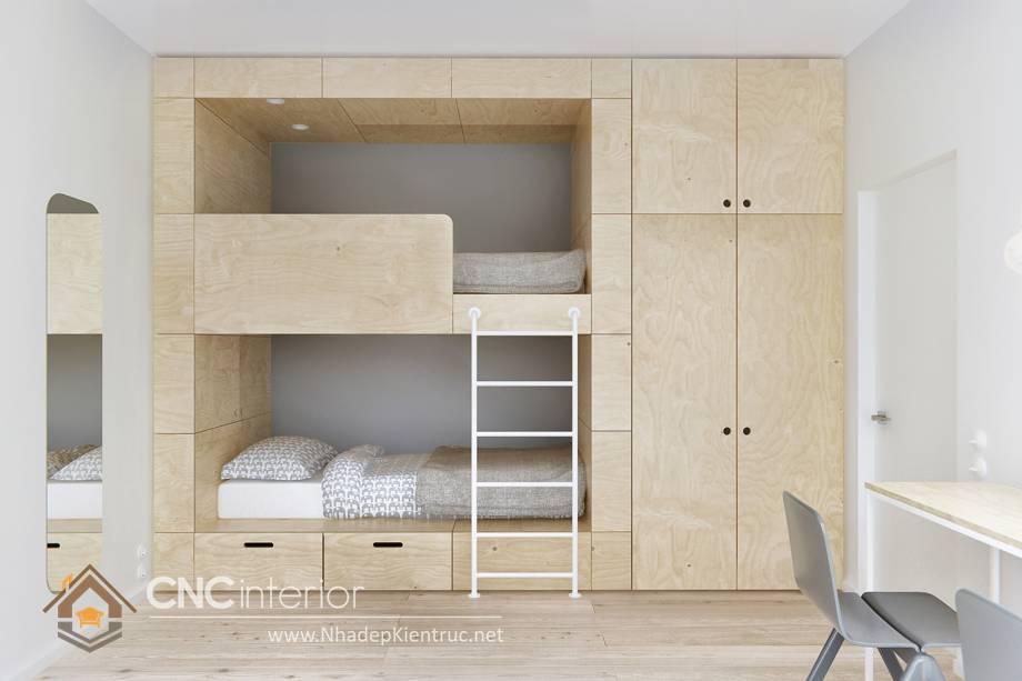 Giường tầng người lớn 1m6 - 16