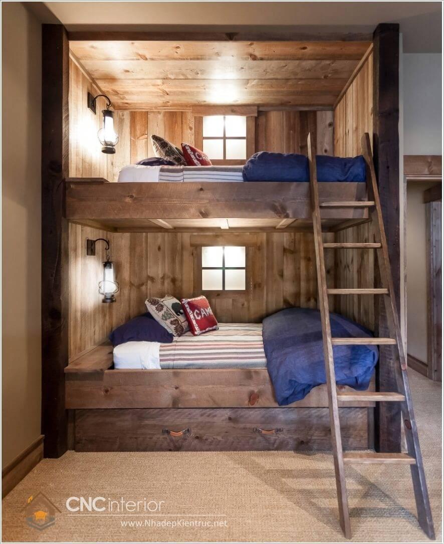 Giường tầng người lớn 1m6 - 17
