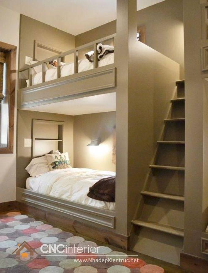 Giường tầng người lớn 1m6 - 19