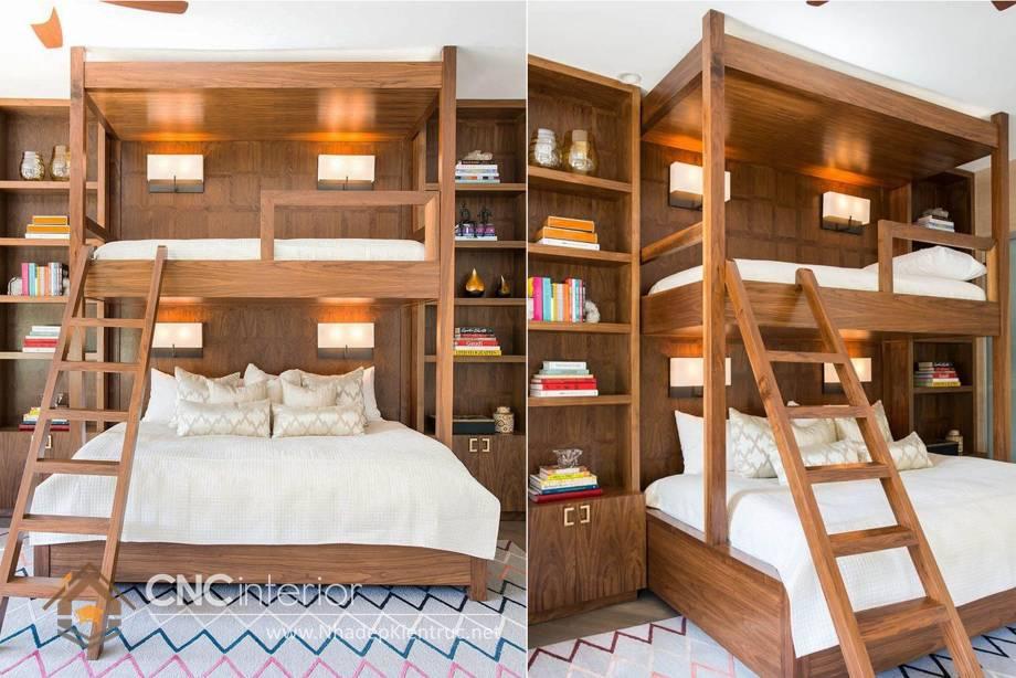 Giường tầng người lớn 1m6 - 02
