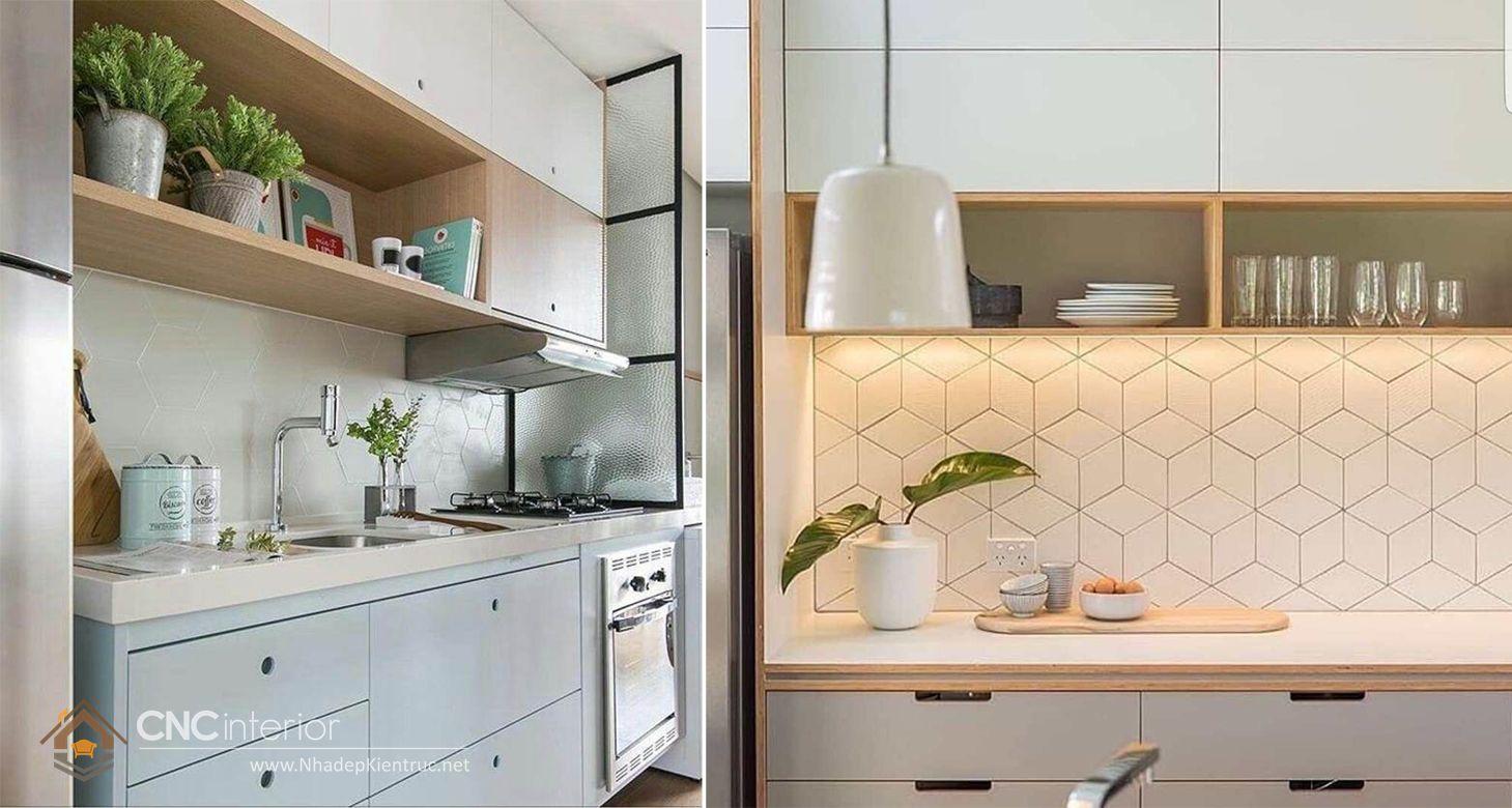 Trang trí phòng bếp đẹp đơn giản 13