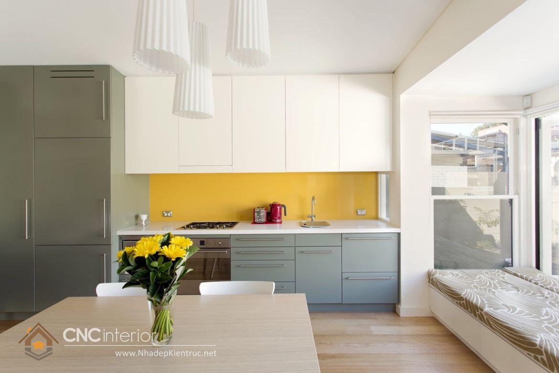 Trang trí phòng bếp đẹp đơn giản 16