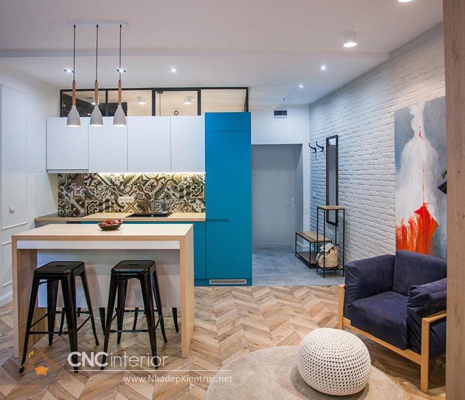 Trang trí phòng bếp đẹp đơn giản 17