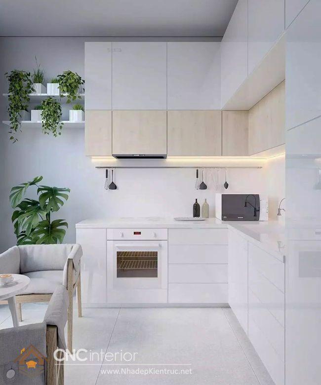 Trang trí phòng bếp đẹp đơn giản 20