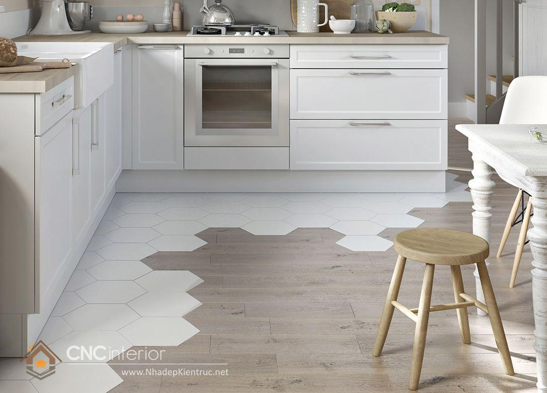 Trang trí phòng bếp đẹp đơn giản 06