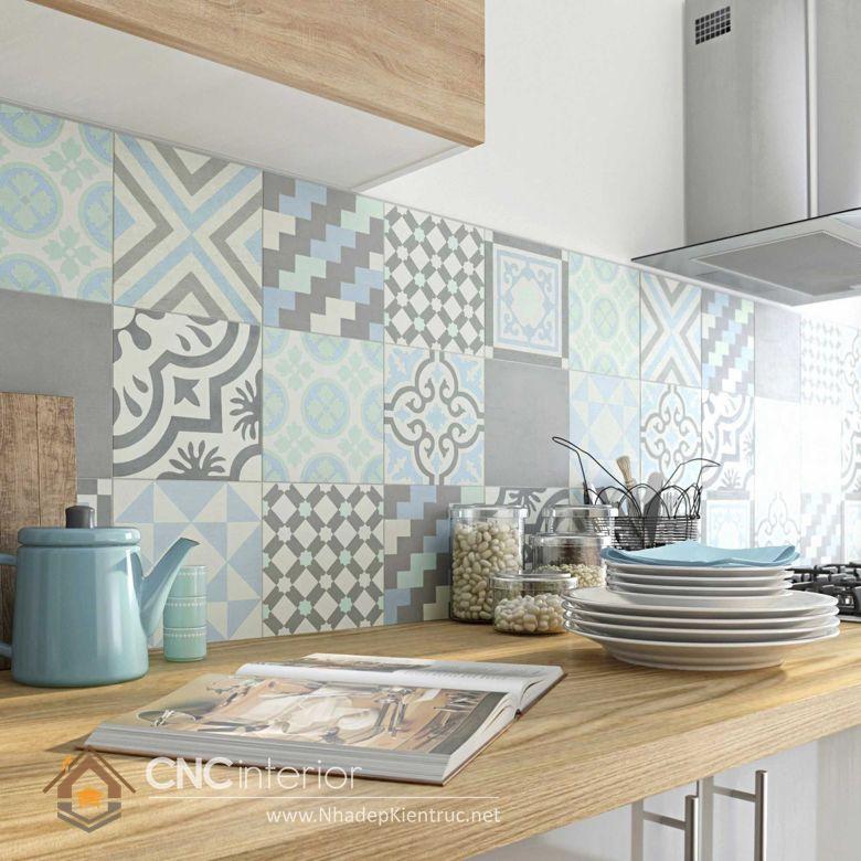 Trang trí phòng bếp đẹp đơn giản 09