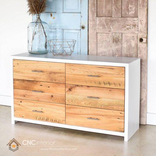 Tủ ngăn kéo gỗ công nghiệp 2