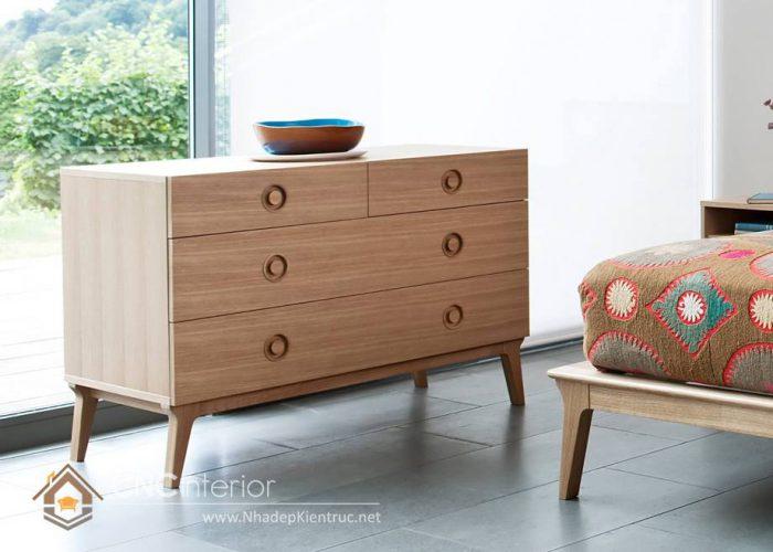Tủ ngăn kéo gỗ công nghiệp 7