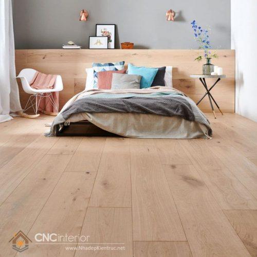 Sàn gỗ cho phòng ngủ 1