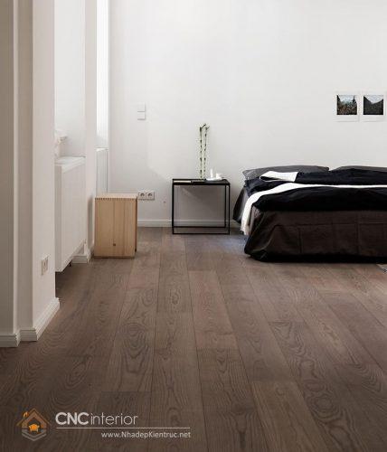 Sàn gỗ cho phòng ngủ 10