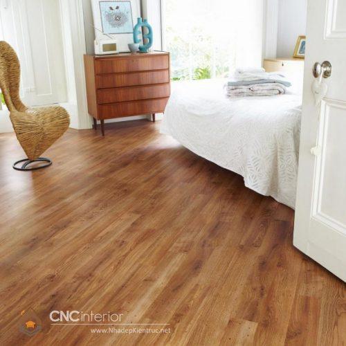 Sàn gỗ cho phòng ngủ 11