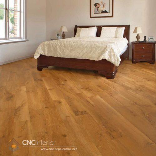 Sàn gỗ cho phòng ngủ 16