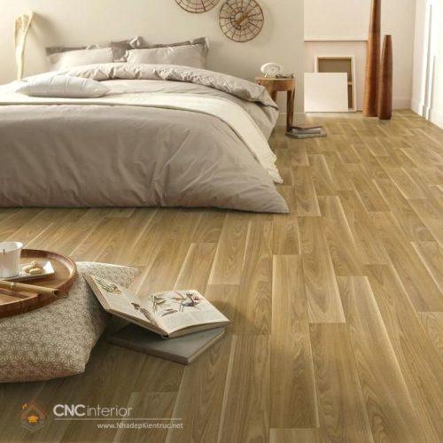 Sàn gỗ cho phòng ngủ 17