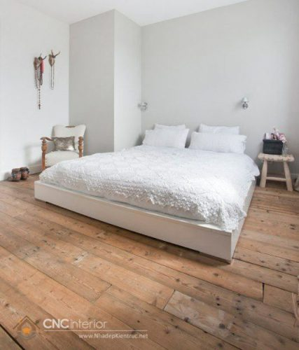 Sàn gỗ cho phòng ngủ 18