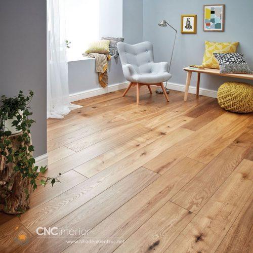 Sàn gỗ cho phòng ngủ 3