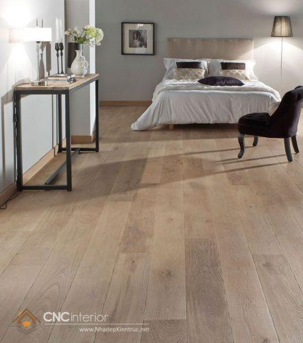 Sàn gỗ cho phòng ngủ 5
