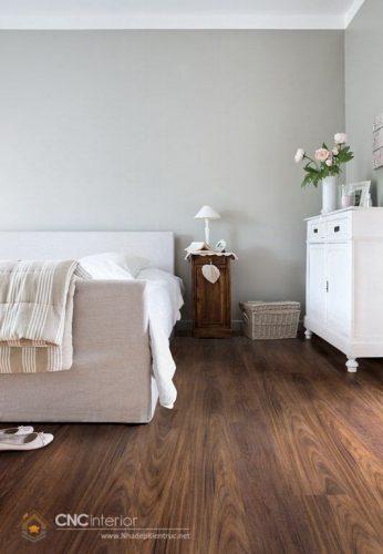 Sàn gỗ cho phòng ngủ 9