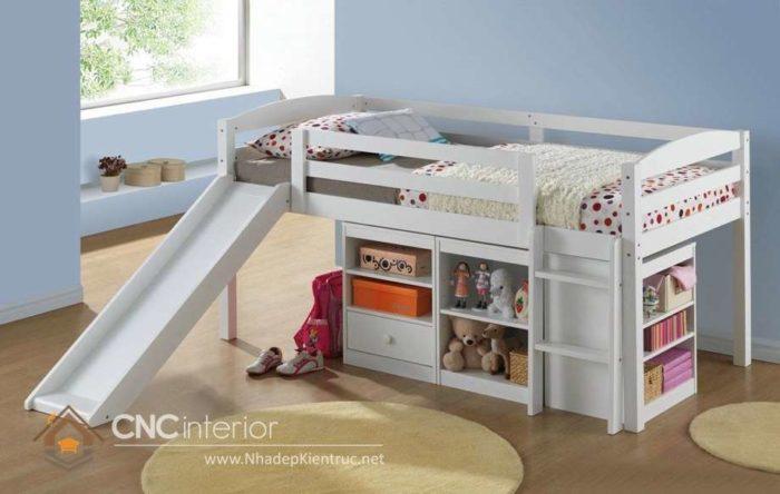 giường tầng có cầu trượt 18