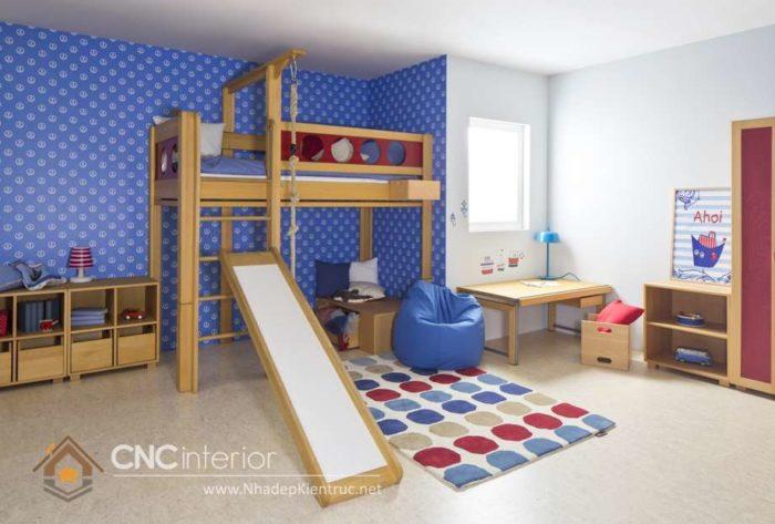 giường tầng có cầu trượt 19
