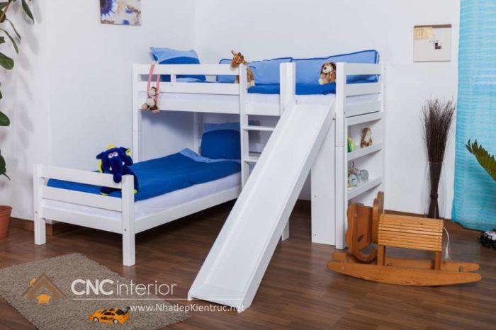 giường tầng có cầu trượt 22