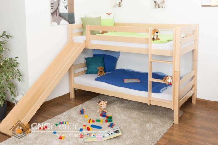 giường tầng có cầu trượt 23