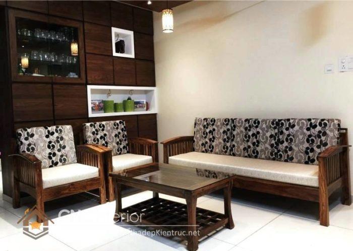 những bộ bàn ghế gỗ đẹp nhất 11