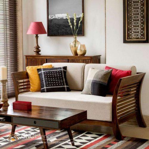 những bộ bàn ghế gỗ đẹp nhất 12