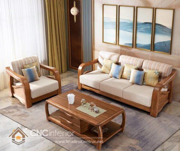 những bộ bàn ghế gỗ đẹp nhất 15